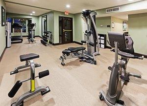 Fitness/ Exercise Room - Staybridge Suites Tulsa