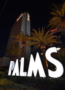 Exterior view - Palms Casino Resort Las Vegas