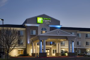 Exterior view - Holiday Inn Express Hotel & Suites Bethany