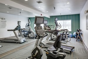 Fitness/ Exercise Room - Holiday Inn Express Hotel & Suites Bethany