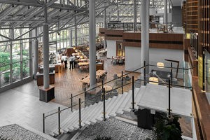 Lobby - Crowne Plaza Ravinia Hotel Atlanta