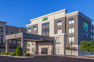 Exterior view - Holiday Inn Express Hotel & Suites West Augusta
