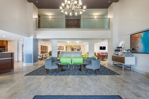 Lobby - Holiday Inn Express Hotel & Suites West Augusta
