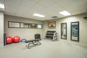 Fitness/ Exercise Room - Holiday Inn Express Hotel & Suites West Augusta