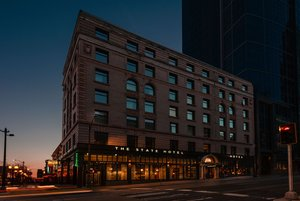 Exterior view - State Hotel Seattle