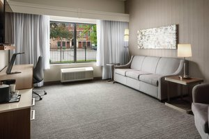 Suite - Courtyard by Marriott Hotel at the Capital Indianapolis