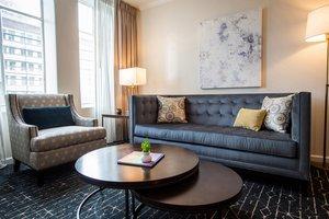 Suite - Magnolia Hotel Houston