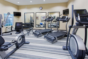 Fitness/ Exercise Room - Candlewood Suites Naval Air Base Corpus Christi