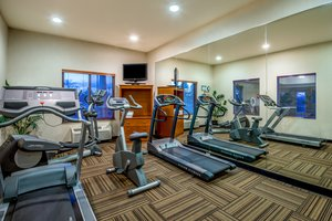 Fitness/ Exercise Room - Holiday Inn Express Hotel & Suites Vernal