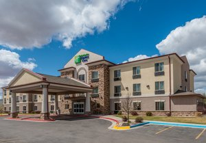 Exterior view - Holiday Inn Express Hotel & Suites Vernal