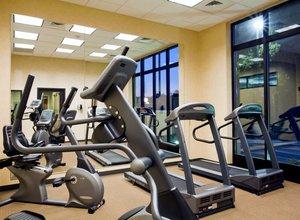 Fitness/ Exercise Room - Holiday Inn Rocky Mount