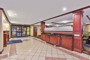 Lobby - Holiday Inn Express Hanes Mall Winston-Salem