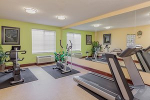 Fitness/ Exercise Room - Holiday Inn Express Hanes Mall Winston-Salem