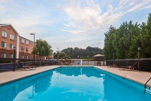 Pool - Holiday Inn Express Hanes Mall Winston-Salem
