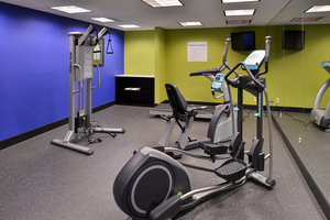 Fitness/ Exercise Room - Holiday Inn Financial Centre West Little Rock