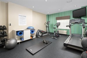 Fitness/ Exercise Room - Holiday Inn Express Hotel & Suites Annapolis
