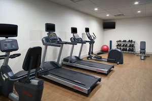 Fitness/ Exercise Room - Holiday Inn Express Downtown Richmond