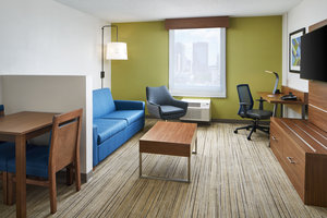 Suite - Holiday Inn Express Downtown Richmond