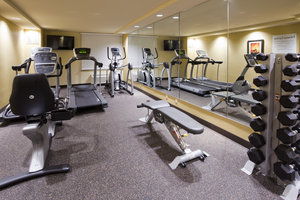 Fitness/ Exercise Room - Holiday Inn Express Hotel & Suites Willmar