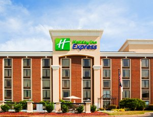 Exterior view - Holiday Inn Express Downtown West Winston-Salem
