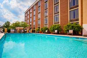 Pool - Holiday Inn Express Downtown West Winston-Salem