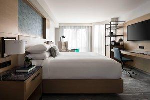 Room - Marriott Hotel Vancouver Airport Richmond
