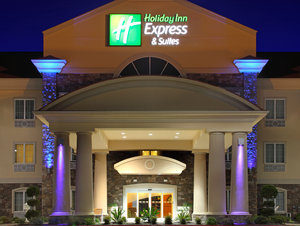 Exterior view - Holiday Inn Express Hotel & Suites Kilgore