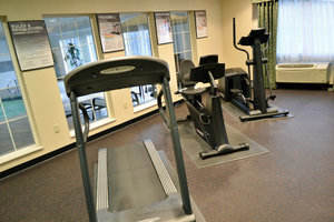 Fitness/ Exercise Room - Holiday Inn Express Hotel & Suites Monaca
