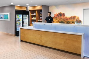 Lobby - SpringHill Suites by Marriott Airpark Scottsdale