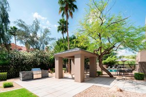Pool - SpringHill Suites by Marriott Airpark Scottsdale