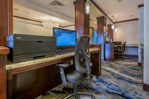 Conference Area - Fairfield Inn & Suites by Marriott Slippery Rock