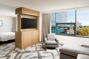 Suite - Sheraton Hotel at Towne Center Cerritos