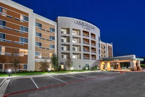 Exterior view - Courtyard by Marriott Hotel Lakeline Austin