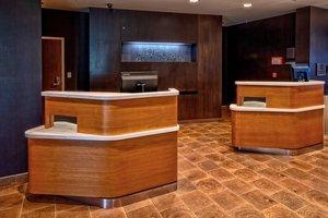 Lobby - Courtyard by Marriott Hotel Lakeline Austin