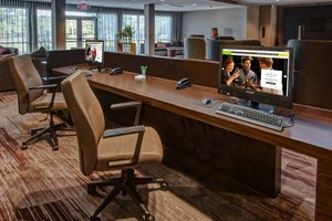 Conference Area - Courtyard by Marriott Hotel Lakeline Austin