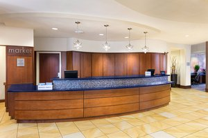 Lobby - Courtyard by Marriott Hotel I-78 Bethlehem