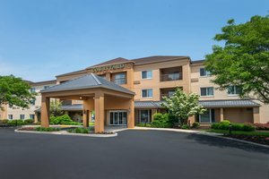 Exterior view - Courtyard by Marriott Hotel Route 22 Bethlehem