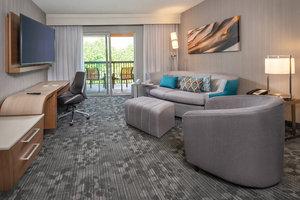 Suite - Courtyard by Marriott Hotel Route 22 Bethlehem