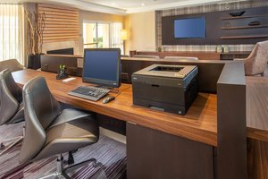 Conference Area - Courtyard by Marriott Hotel Route 22 Bethlehem
