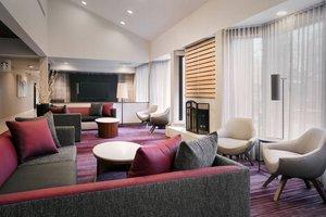 Lobby - Courtyard by Marriott Hotel Stoughton