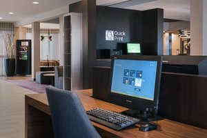 Conference Area - Courtyard by Marriott Hotel Stoughton