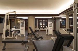 Fitness/ Exercise Room - InterContinental Stephen F. Austin Hotel