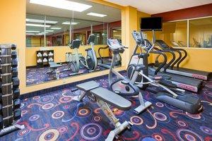 Fitness/ Exercise Room - Holiday Inn Fairmont