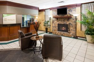 Lobby - Holiday Inn Fairmont