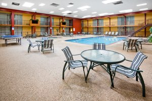 Pool - Holiday Inn Fairmont