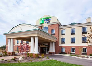 Exterior view - Holiday Inn Express Hotel & Suites Howell