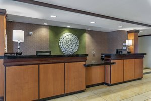 Lobby - Fairfield Inn & Suites by Marriott Texarkana