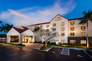 Exterior view - Fairfield Inn & Suites by Marriott Boca Raton