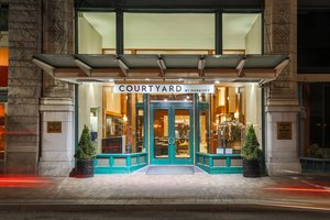 Exterior view - Courtyard by Marriott Hotel Downtown Pittsburgh