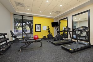 Fitness/ Exercise Room - Holiday Inn Express Downtown Baton Rouge